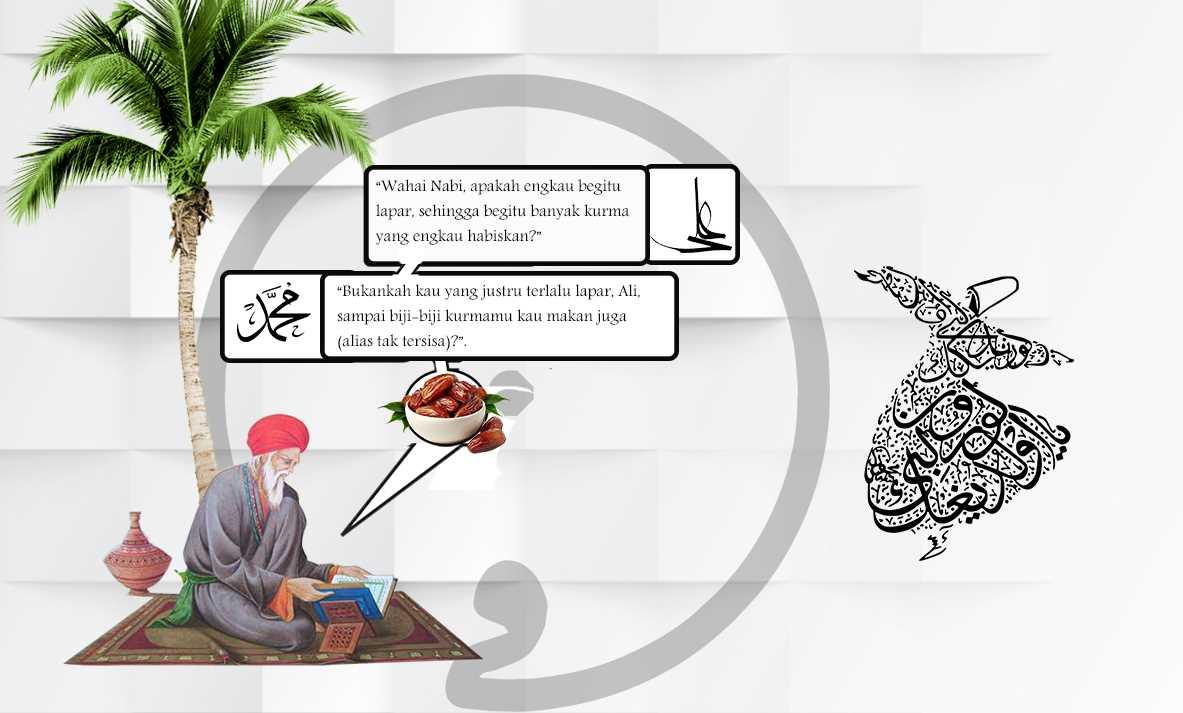 Canda Nabi dan Canda Sufi