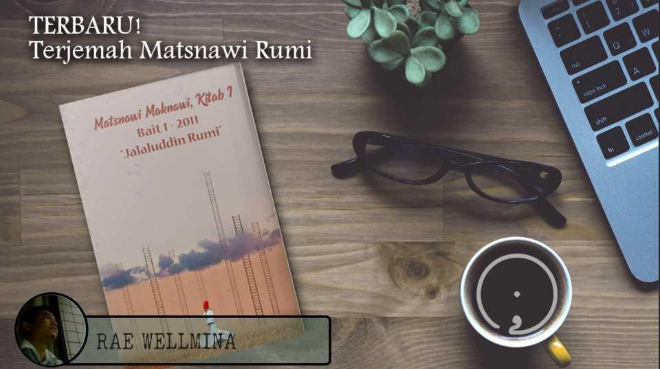 TERBARU! Terjemah Matsnawi Rumi