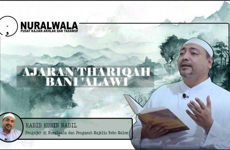 Ajaran Thariqah Bani 'Alawi