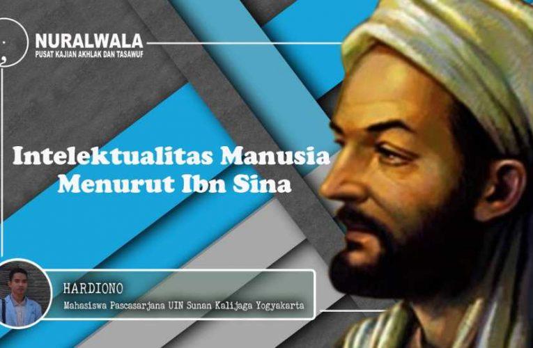 Intelektualitas Manusia Menurut Ibn Sina